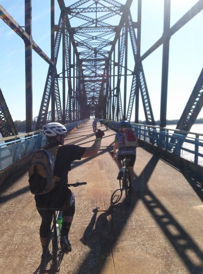 Crossing into Illinois